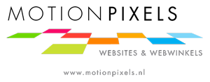 Motion Pixels webdesign